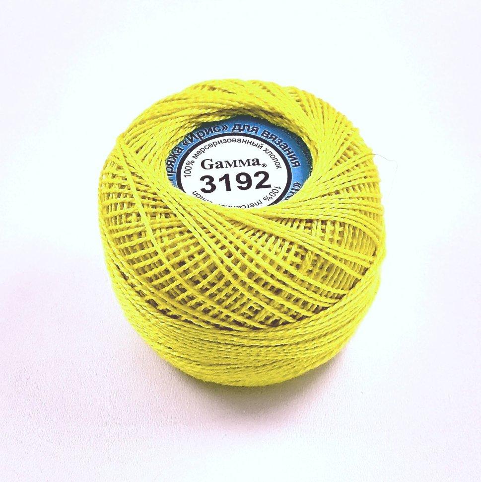пряжа двухцветная для вязания