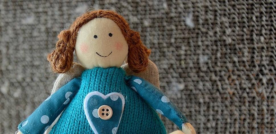 рукоделие кукла игрушки